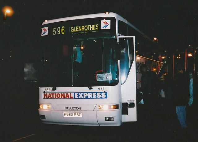 Stagecoach Bluebird P622 ESO at Milton Keynes - 26 Mar 2001