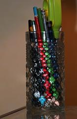 mon verre porte -crayons