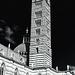 Tuscany 2015 Siena 15 Duomo di Siena XPro1 mono