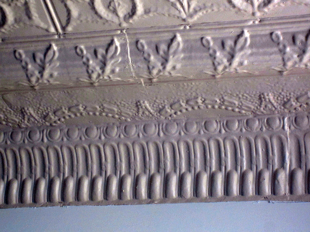 Old Schoolhouse Ceiling at Coachella Valley History Museum (2613)