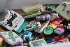 My eraser collection