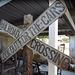 Rairlroad Crossing Sign at Coachella Valley History Museum (2604)