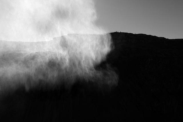 Dettifoss waterfall, Iceland, HFF