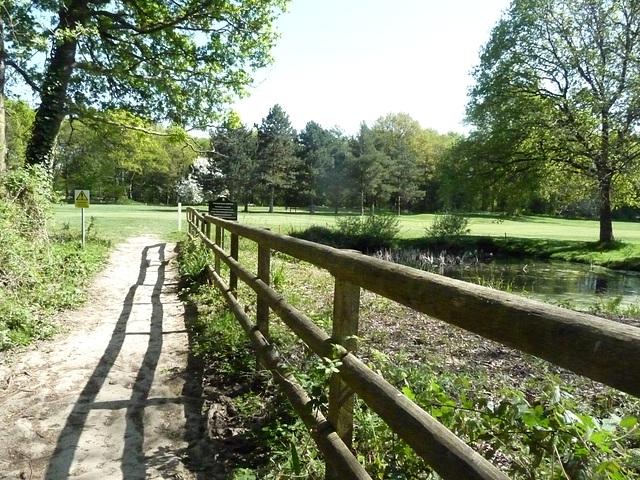 HFF from Gerrards Cross Golf Club