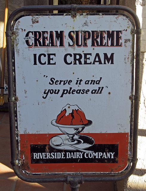 Riverside Ice Cream Ad at Coachella Valley History Museum (2593)