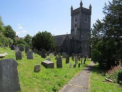 yealmpton church, devon