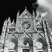 Tuscany 2015 Siena 17 Duomo di Siena XPro1 mono