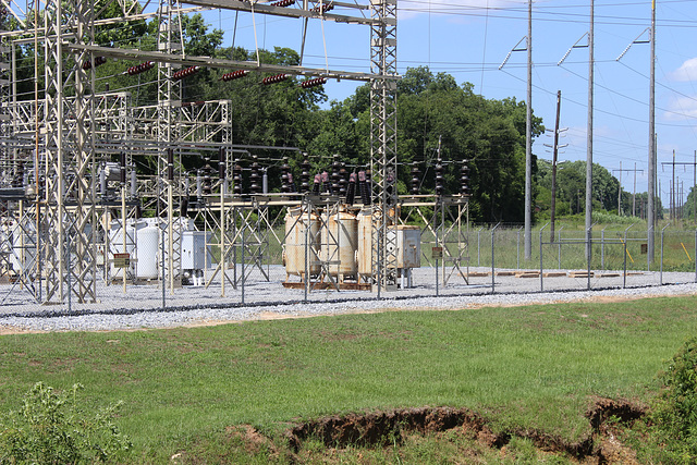 Georgia Power 115kV, 46kV & 12.47kV - Americus, GA
