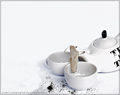 The 50 Images Project- Tea Bag- 6/50- one bag for two