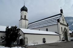 Vorarlberg, Andelsbuch, St. Peter und Paul Pfarrkirche