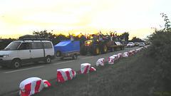 LMAB 2021 parade de quelques agriculteurs