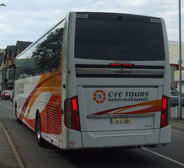 DSCF0367 Callinan Coaches (Ireland) 141 G 1984 in CIÉ Tours livery