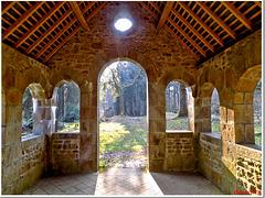 Open space chapel