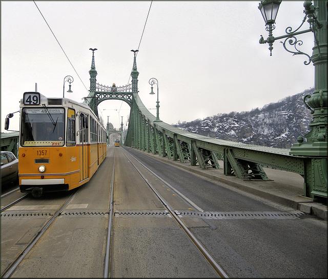 Budapest (H) 17 février 2010.