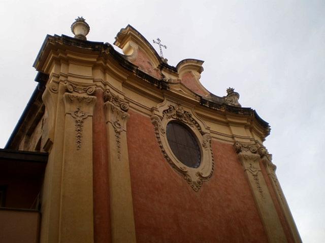 Saint Apollonia Church.