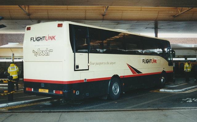 Stagecoach Busways 1 JVK at Heathrow - 26 Feb 2001