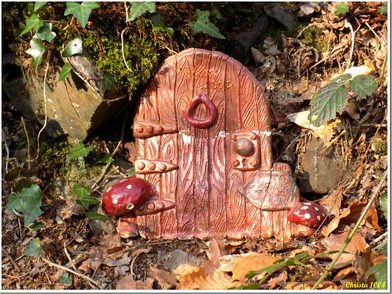 Knock, knock on leprechaun's door...