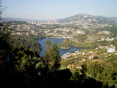 Beholding River Douro.