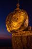 Der goldene Felsen