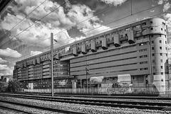 Mistery train...