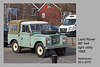 "1968 Land Rover 88"" 4x4 light utility - Newhaven - 26.2.2016"