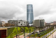 transformación de Bilbao