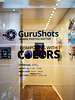 GuruShots Exhibitions:  PARIS FRANCE April 2017 (Composing with Colors @HAYPPopUp Gallery)
