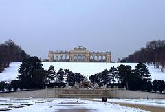 AT - Vienna - Schloss Schönbrunn, Gloriette