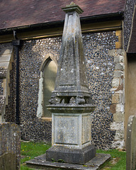 The Plomer monument