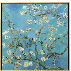 Almond Branches in Bloom, Vincent van Gogh