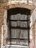 Bolsward 2018 – Burnt door of the Broerekerk