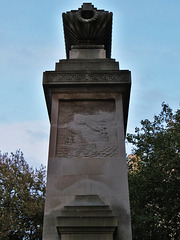 first world war memorial, portsmouth
