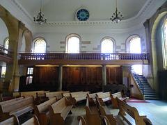 Reformierte Kirche ( Stadtkirche ) von Yverdon les Bains