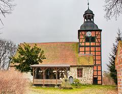 Dallmin, Dorfkirche