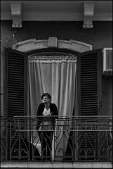 Balcon.