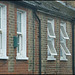 ugly windows on Cowley Road