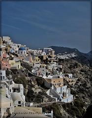 remembering Santorini