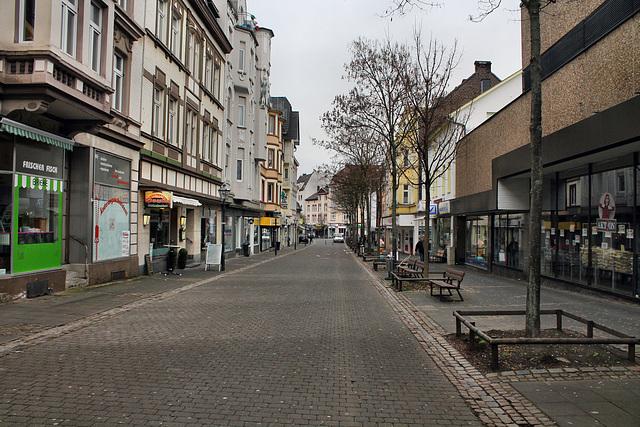 Voerder Straße (Hagen-Haspe) / 26.02.2017