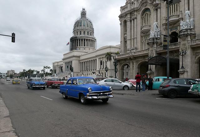 Piazza del Capitolio - Havana