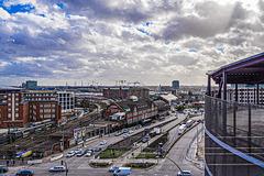 Hamburg City Scape (180°) - HFF