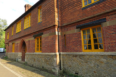 cowdray estate cottages, st anne's hill, midhurst , sussex