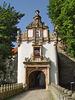 Wiesenburg, Tor zum Schloss