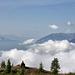über den Wolken  (Pic in Pic)