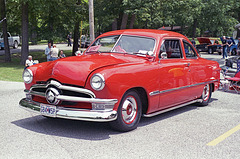 1950 Ford Shoebox