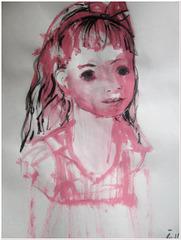 Anelka's portrait
