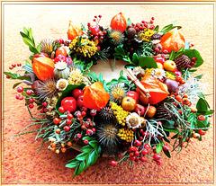 Autumn decoration. ©UdoSm
