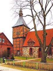 Garlin, Dorfkirche