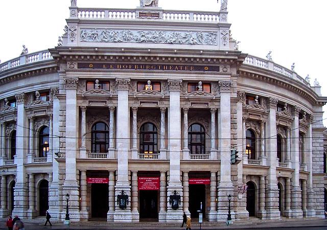 AT - Vienna - Burgtheater