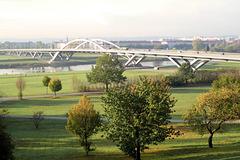 Die Waldschlösschen-Brücke (3xPiP)