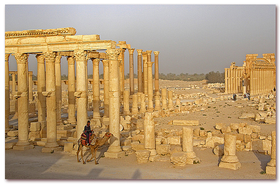 Great Colonnade of Palmyra